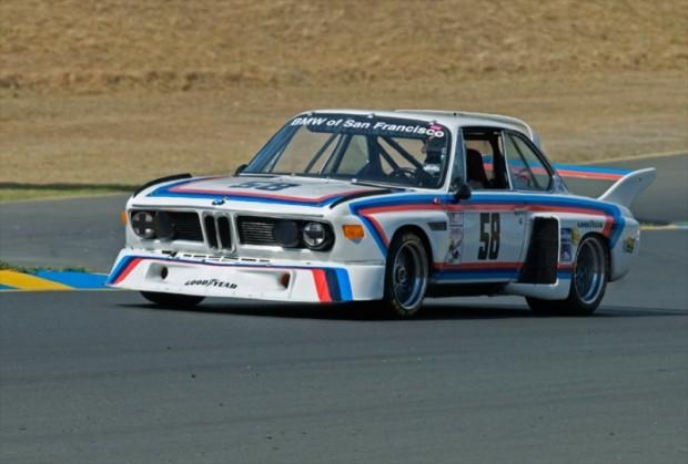 1974 BMW 3.5 CSL Henry Schmitt