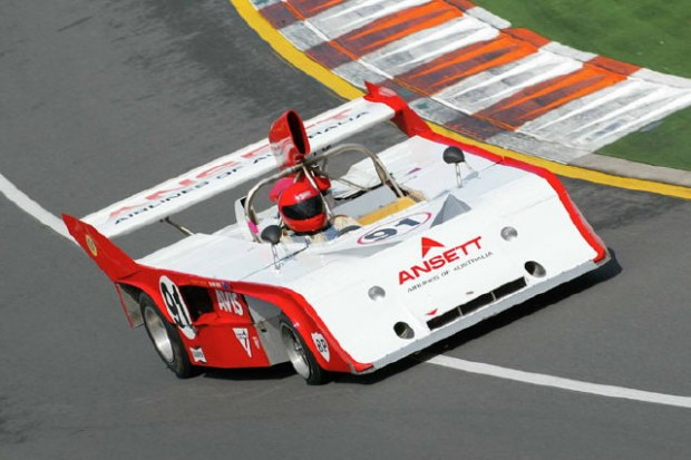 <strong>1975 Elfin-Repco MS7 Sports Racing Prototype</strong> Winner of the 1975 Australian Sports Car Championship