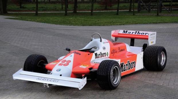 1980 Alfa Romeo Tipo 179 Formula One picture