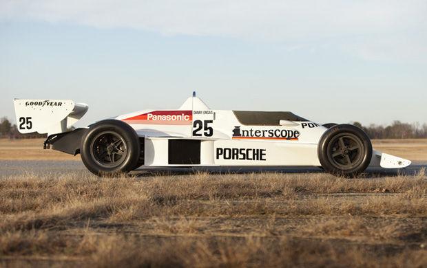 1980 Porsche Indy Car