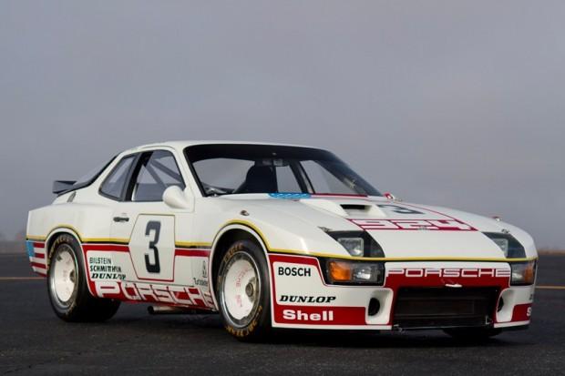 1980 Porsche 924 Carrera GT Le Mans