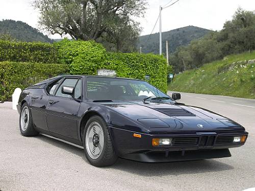 <strong>1980 BMW M1 Coupe Sold for €138,000</strong>