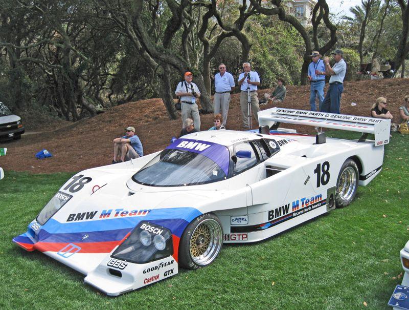 1986 BMW March GTP