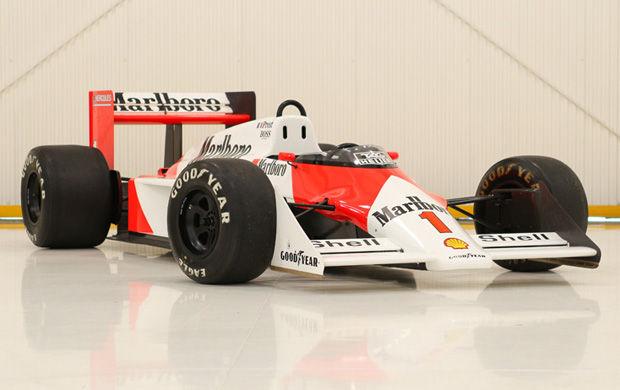 1987 McLaren-Porsche MP4-3 Formula One