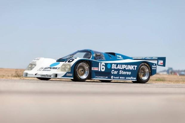 1987 Porsche 962 IMSA Camel GT Racing Car