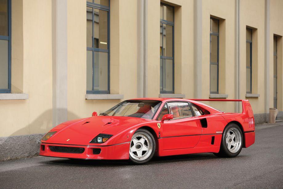 989 Ferrari F40