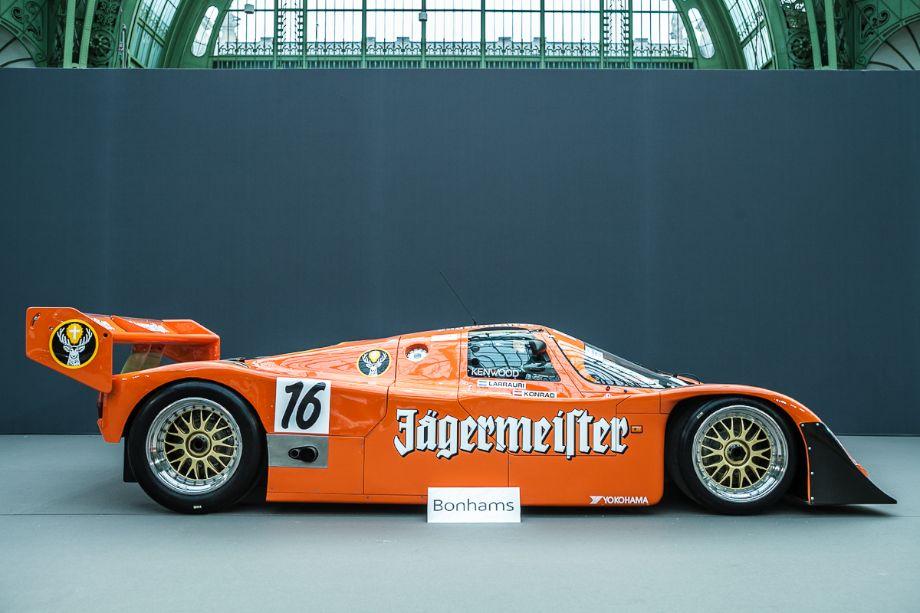 1989 Porsche 962C Group C Sports Prototype - Bonhams