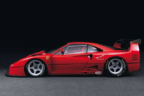 <strong>1990 Ferrari F40 LM Competition Berlinetta Sold for €964,500 </strong>– One of two full competition specification F40 LMs built; ex- Jean-Pierre Jabouille/ Jean-Louis Schlesser/ Olivier Grouillard/ Jacques Lafitte/ Hurley Haywood/ Michel Ferte.