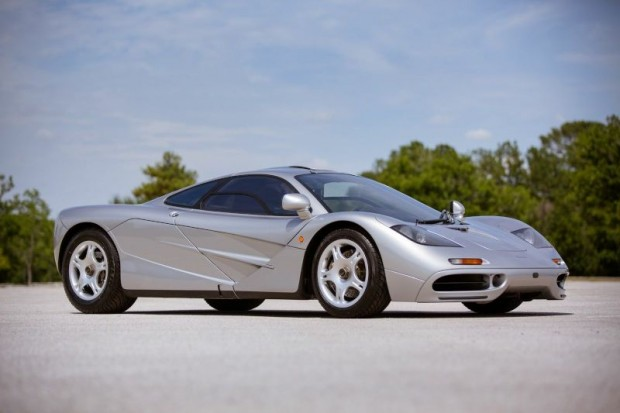 1997 McLaren F1 Chassis 066