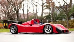 1999 Ferrari 333 SP Side Photo