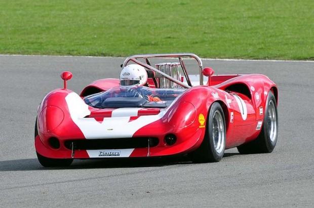1967 Lola T70 Mk III Spyder