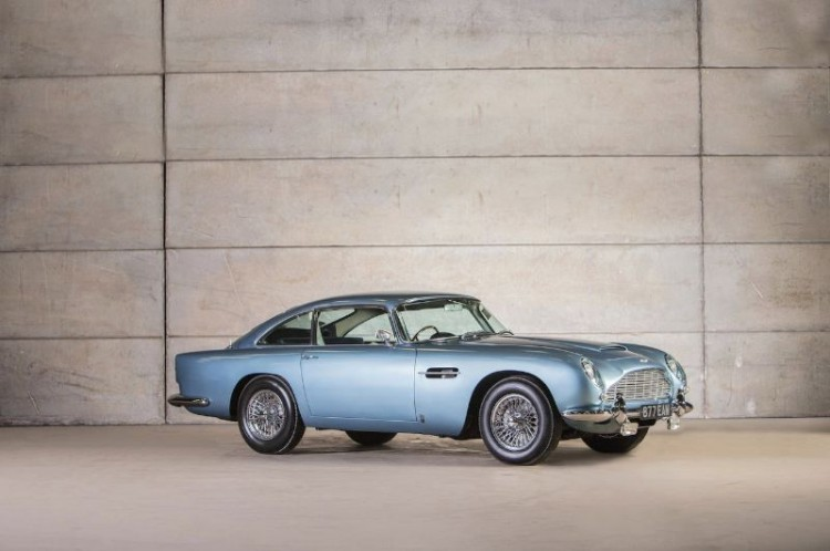 1964 Aston Martin DB5 Coupe
