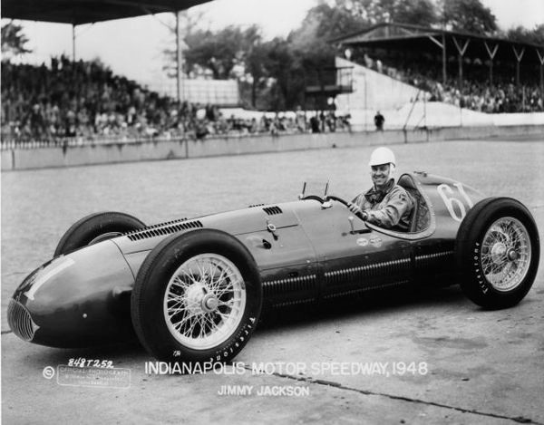Keck Front-Drive Special, 1948 Indy 500
