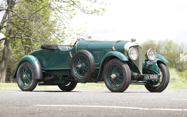 1929 Bentley 4.5 Litre Two-Seat Sports
