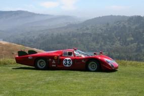 Alfa Romeo T33/2 - Hillsborough Concours