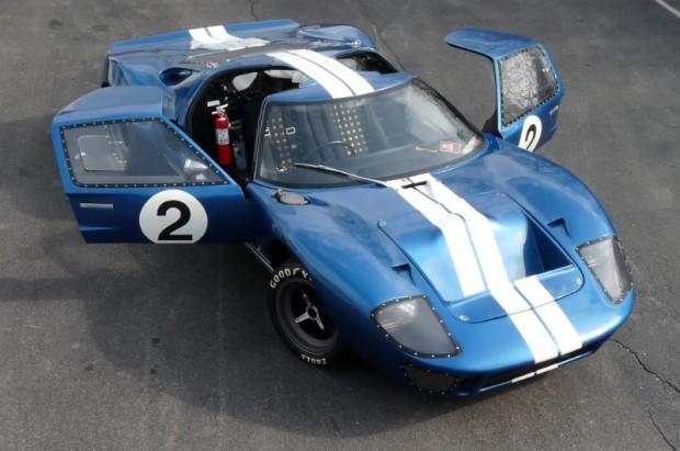1966 Ford GT40 Mk 1