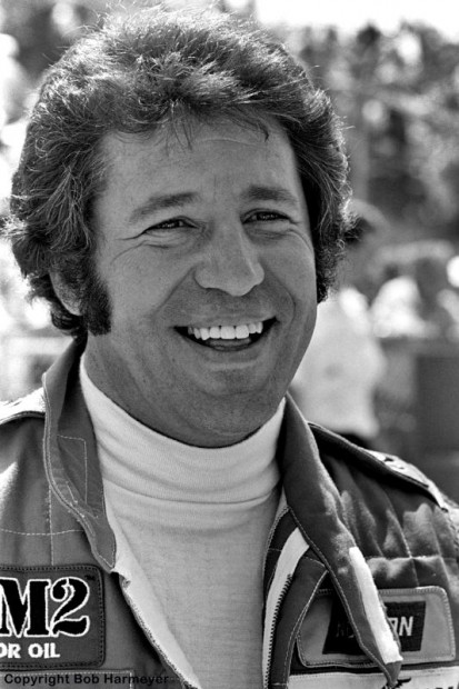"""Mario Andretti was able to fit an Indy 500 effort into his Formula 1 program in 1977, qualifying 6th for the """"500"""" on the first qualifying weekend and finishing fifth in the Monaco GP the following Sunday. But the final weekend of May was another Indy disappointment for Mario when he dropped out of the """"500"""" on lap 47, leaving him with a 26th place finish."""