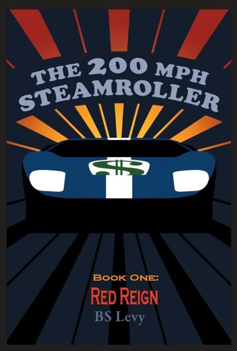 200 MPH Steamroller Book