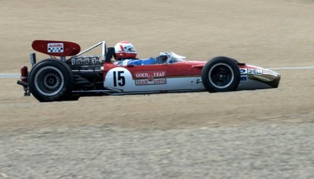 Lotus F1 at Laguna Seca in 2008