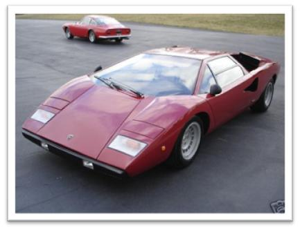 Lamborghini Countach LP400 For Sale