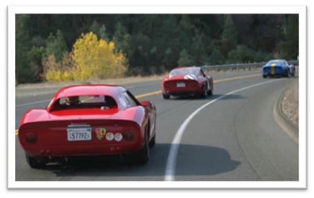 Ferrari 250 GTO Gathering