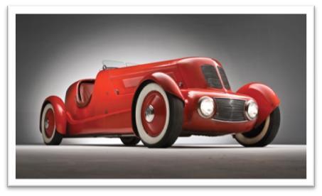 1934 Ford Model 40 Special Speedster for Edsel Ford