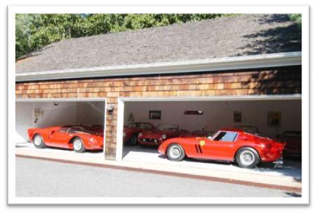 Ralph Lauren Garage in Long Island