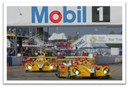 Porsche RS Spyder Wins 12 Hours of Sebring