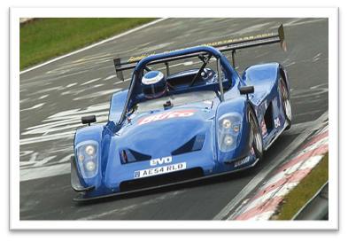Radical SR8 at Nurburgring