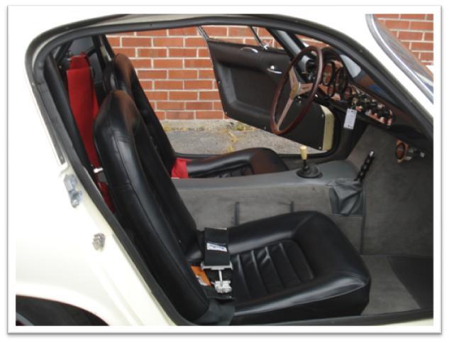 Lotus Elite Series II Interior