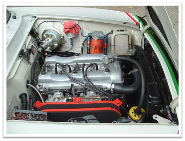 Alfa Romeo GTV For Sale - Engine