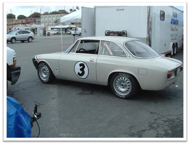 Alfa Romeo GTV For Sale - Paddock Photo