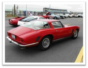 Iso Grifo at Euros at the Fair