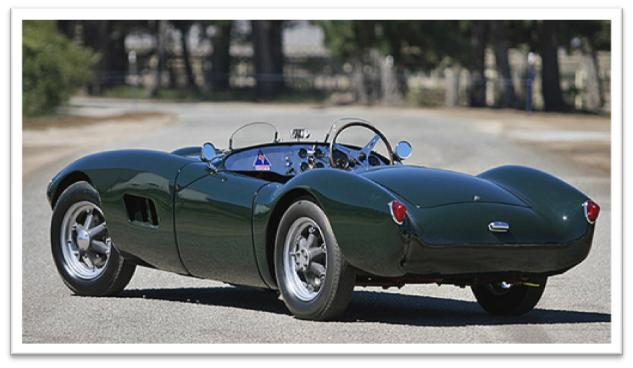 1954 H.R.G. Twin Cam Sports Racer For Sale