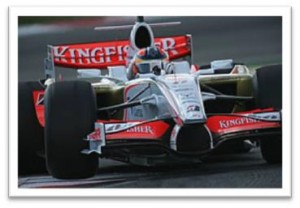 Vitantonio Liuzzi Force India