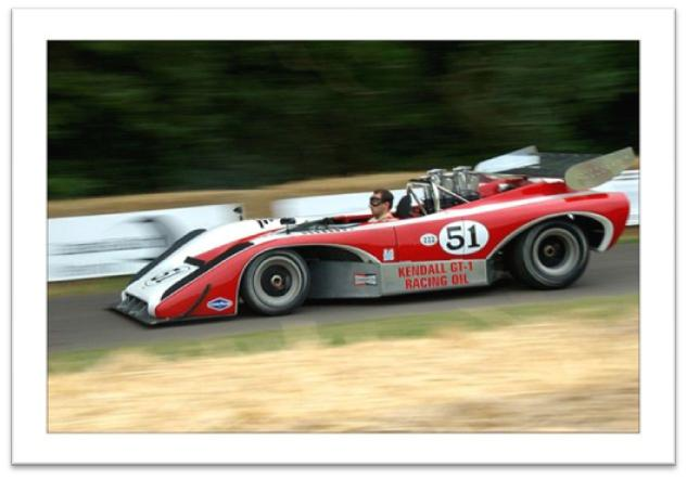 Lola T222 at Goodwood Festival of Speed