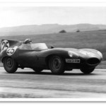 Sir Stirling Moss Jaguar D-Type Drive