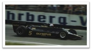 Mario Andretti in Lotus 79 F1