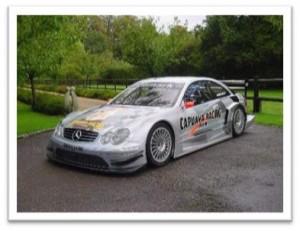 Mercedes Benz CLK DTM For Sale