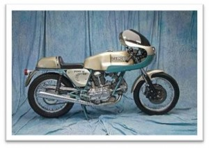 1975 Ducati 750SS Round Case picture
