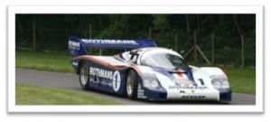 Rothmans Porsche 956 Group C