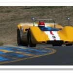 McLaren M6B In-Car Video