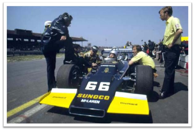 Mark Donohue - Driver Profile