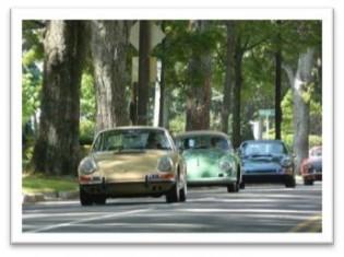 Porsche Parade Drive Charlotte