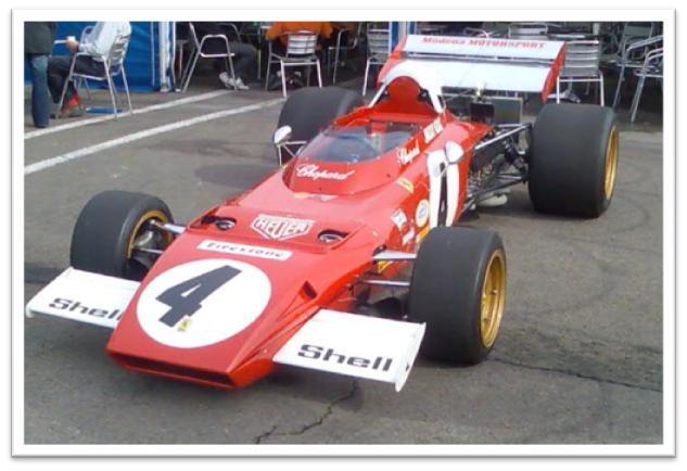 Ferrari 312 B2 For Sale