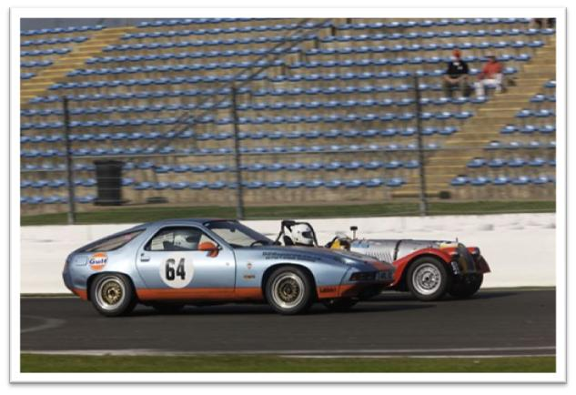Stirling Moss Trophy for HSCC Historic Road Sports cars