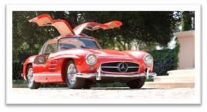 Oprah Winfrey, Mercedes-Benz 300SL Gullwing