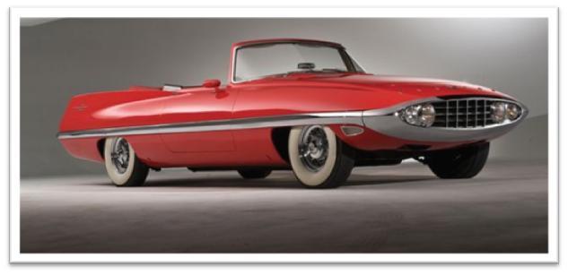 1958 Chrysler Diablo Convertible Coupe