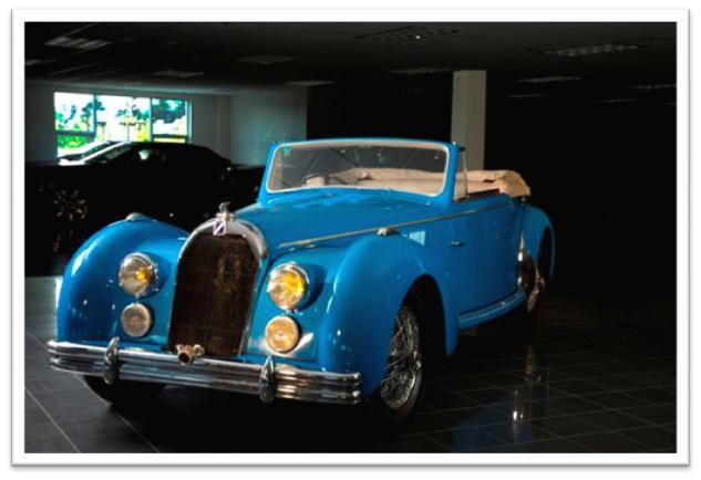1947 Talbot Lago T26 Record Cabriolet