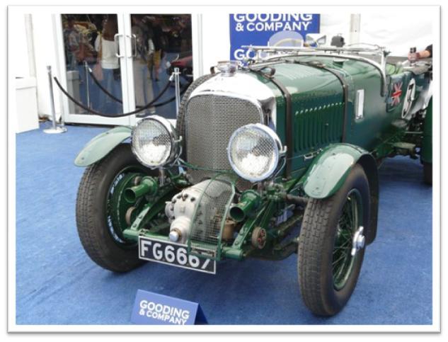 1931 Bentley 4 ½ Litre